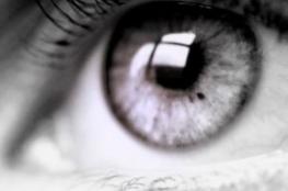 ojos sensibles