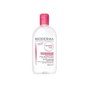 SENSIBIO-H20- Bioderma-500ml