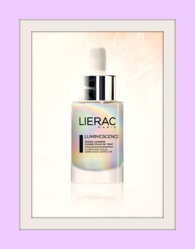sérum luminescence de lierac