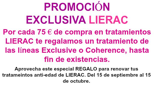 promoción lierac