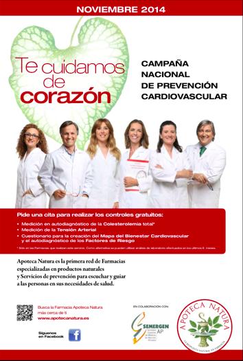 campaña nacional cardiovascular