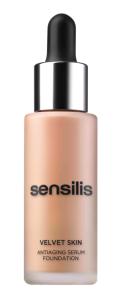 velvet skin de sensilis