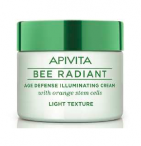 bee radiant light texture de apivita