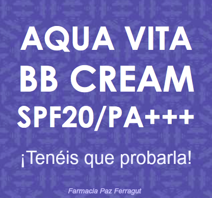 BBcream spf20/pa+++ Apivita