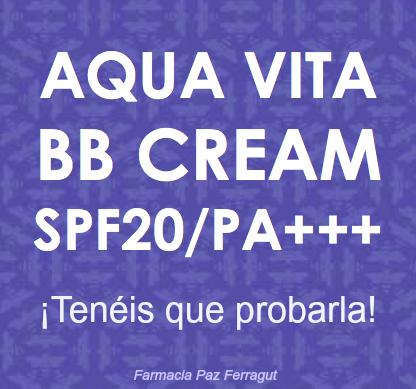 BBcream spf20/pa+++ Apivita