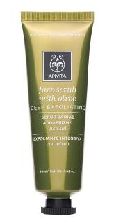 Exfoliante oliva Apivita