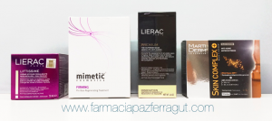 Pack antiaging piel mixta Premium