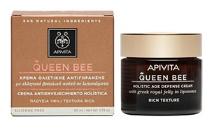 Apivita Queen Bee crema rica