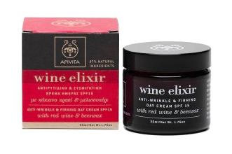 Wine Elixir SPF15 Apivita