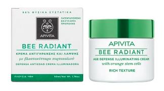 Bee Radiant rica de Apivita